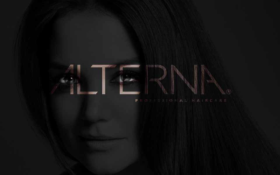 We work with Alterna - Colour Lounge