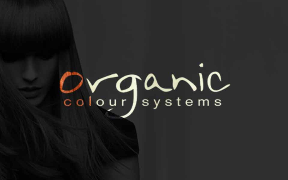 We work with Organic Colour Systems - Colour Lounge